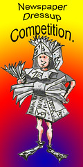 Paper-dressup (Robin Hutton) Tags: lesson demo robinhuttonart teaching