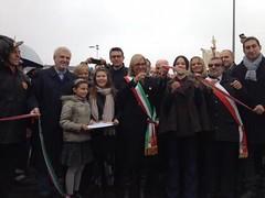 Inaugurazione del ponte Meier ad Alessandria 2