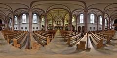 Kiliandom Letmathe (Devil9797) Tags: equirectangular kugelpanorama panorama kilian dom kirche letmathe iserlohn