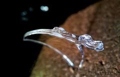 broken.glass #006 (C.Kalk DigitaLPhotoS) Tags: glass glas scherbe shard sharp edge edgy makro macro closeup translucent glasscherbe indoor