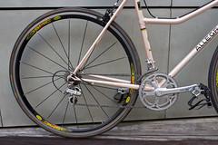 610_0465 (stromo.eu) Tags: allegro reynolds 501 dura ace mavic cosmic primax eclypse itm continental ladies commuter vintage classic road bike