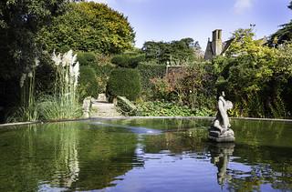 Hidcote Manor autumn