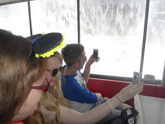 Backlot tour (Elysia in Wonderland) Tags: disneyland paris disney france theme park joe elysia lucy holiday 2016 studios parc backlot tour water catastrophe canyon