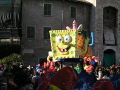 SpongeBob Carro
