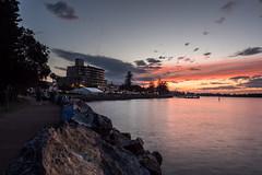 PA290175 (adamrochester) Tags: port macquarie sydney australia sunset beach rocks landscape photography contrast lighting vivid rgb