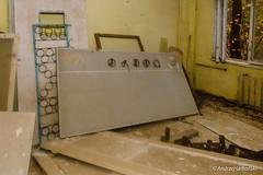 DSC_1425 (andrzej56urbanski) Tags: chernobyl czaes ukraine pripyat prypeć