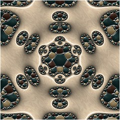 White Ash Mosaic (Ross Hilbert) Tags: fractalsciencekit fractalgenerator fractalsoftware fractalapplication fractalart algorithmicart generativeart computerart mathart digitalart abstractart fractal chaos art hyperbolic escher mandala hyperbolictiling hyperbolicgeometry poincaredisk henripoincare circleinversion tiling orbittrap