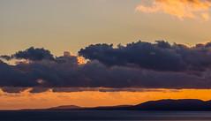 Coastline & Clouds - Rhodes Coastline (View from Pefkos Village - Greece)  (Olympus OM-D EM5 & Panasonic G 35-100mm f2.8 Telephoto Zoom) (1 of 1) (markdbaynham) Tags: sky clouds colour shape coastline view sea rhodes rhodos greece grecia greka hellas hellenic gr pefkos olympus omd em5 csc evil mirrorless mft m43 m43rd micro43 panasonic lumix g 35100mm f28 zoom