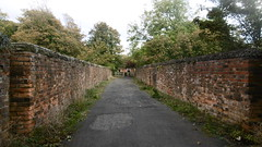 Scalby Viaduct   (Scarborough - Whitby  old railway) (dave_attrill) Tags: scarborough whitby disused line trackbed route cinder path dr beeching report 1965 ner north eastern railway october 2016 scalby viaduct station site