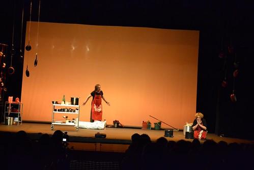 Oído cocina en el Teatro Josep Carreras de #Fuenlabrada