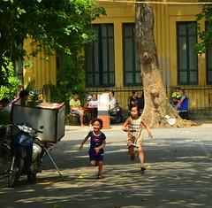 Run, Run, Run (Neil Noland) Tags: vietnam hanoi oldquarter