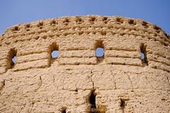 Narin Castle (West Sichuan) Tags: yazd iran narin castle meybod