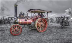 2016 Rushden Cavalcade 17 (Darwinsgift) Tags: rushden cavalcade steam rally northamptonshire traction engine roller voigtlander 28mm f28 color skopar sl ii nikon d810