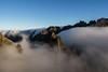 The Ridge (Aymeric Gouin) Tags: madeira portugal madère europe mountain montagne cloud nuage ridge edge outdoors landscape landschaft paysage paisaje nature hike randonnée summit peak travel voyage olympus omd em10 aymericgouin aymgo