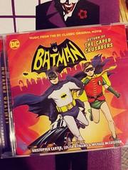 #BatAlbum Came. #LaLaLandRecords #AdamWest #BurtWard #ReturnoftheCapedCrusaders #Batman #Robin #soundtrack #score #DCComics #KristopherCarter #LolitaRitmanis #MichaelMcCuistion (Blaze87) Tags: score lolitaritmanis lalalandrecords dccomics soundtrack batman returnofthecapedcrusaders burtward adamwest batalbum michaelmccuistion robin kristophercarter
