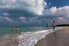 (Shyjith Kannur Photography) Tags: jumeirah dubai arab beach fun weekend beauty burjalarab