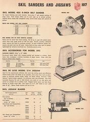 Skil sanders and jigsaws (Runabout63) Tags: jigsaw skil sander powertool mcphersons