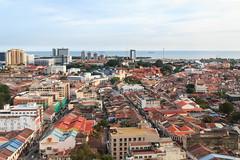 View of Melaka, Malaysia (Frans.Sellies) Tags: 23072016img1599 malaysia maleisien maleisi malacca melaka malaysien malaisie malasia