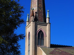 PB190390afdtt (photos-by-sherm) Tags: saint pauls lutheran church fall market street wilmington nc exterior architecture