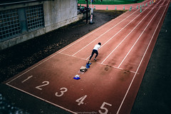 DSC_4862 (juor2) Tags: start d4 nikon tract tokyo gym runner japan street streetsnap