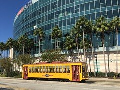 Better than it has to be (st_asaph) Tags: tecolinestreetcarsystem amaliearena amalieoil teco amalie streetcar tampa tram