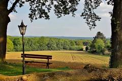Reken, Blick vom Berghotel in den Naturpark Hohe Mark (friedhelmbick) Tags: reken