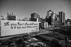 Ssssssstt........ (Dennis van Dijk) Tags: high line nyc ne new york city canon travel meetpacking district chelsea