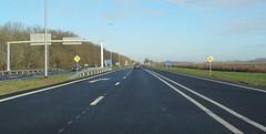 N305 Zeewolde-8 (European Roads) Tags: n302 n305 zeewolde harderwijk flevoland 2x2 autoweg nl netherlands