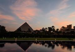 Mena House Hotel (stefan_fotos) Tags: afrika architektur hotel kairo licht menahouse pyramide qf reisethemen sonnenuntergang urlaub hq gypten cairo egypt africa mena house giza