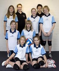 2011 Mini  3 - Trs. Laura Harsevoort en Gera vd Velde