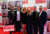 Seann William Scott, Jon Hurwitz, Jennifer Coolidge, Tara Reid, Hayden Schlossberg & Eugene Levy at the Irish Premiere of American Pie Reunion