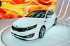 2013 Kia Optima TURBO Overview
