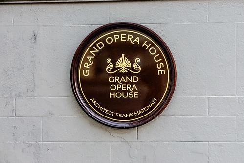 Streets Of Belfast - Grand Opera House