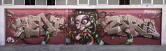 Medusa (Fat Heat .hu) Tags: stone wall mos graffiti athens greece medusa mrzero fatheat