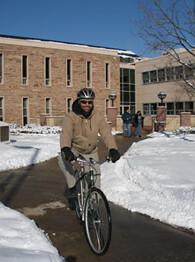 Photo - Winter Biking