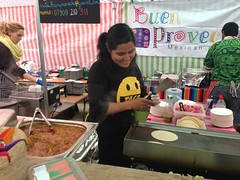 Buen Provecho (yumtan) Tags: london tacos event taco wars