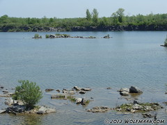 Wainfleet Quarry May 20, 2013 (Wolfmaan) Tags: camping ontario canada outdoors jrt rocks hiking barefoot barfuss wainfleet