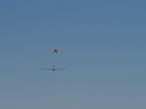 Gliding at Richmond