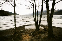 (Laura Ch.) Tags: lake monster lago scotland scot loch lochness ness fortaugustus