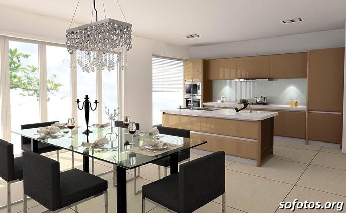 Salas de jantar decoradas (14)