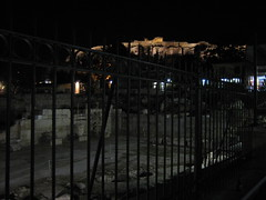 107 - Acropolis at night (Scott Shetrone) Tags: other events places athens parthenon greece monuments acropolis 5th anniversaries