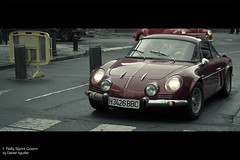 Renault Alpine (El Negro Vikingo) Tags: canon vintage eos rally renault alpine sprint oldie antiguo guipuzcoa gipuzkoa goierri loomax 60d