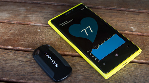 yellow nokia phone 71 giallo zephyr microsoft heartratemonitor bluetooth fitness windowsphone lumia windowsphone8 caledosrunner lumia920