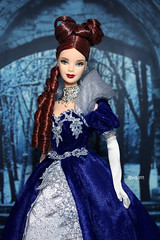 Anastasia Romanov. (little dolls room) Tags: blue holiday doll barbie barbies fashiondoll treasures barbiedoll barbie holidaytreasuresbarbie holidaytreasures holidaytreasuresbarbie2001