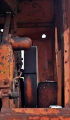 (Explored) (AndyM.) Tags: old metal canon rust decay steel southcarolina machine rusty 28 pancake 40mm marietta travelersrest 60d