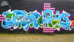 Graffiti Den Bosch (oerendhard1) Tags: graffiti streetart urban art den bosch june freakshow oerendhard