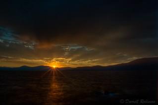 Sierra Sunset