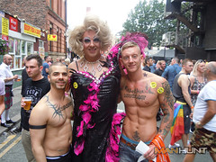Manchester Pride, 23-26th August, Manchester, UK. (Official MANHUNT) Tags: uk gay beer pecs manchester nipples ale parties pride bodypaint tattoos hotguys gaypride abs manhuntnet tanktops manhunt manchesterpride 2013 hotgayguys gaymanchester manhuntpride manhuntevent manhuntlogo ukgay