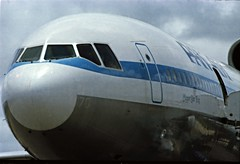 Trinidad Port of Spain May 1983 022 Pan Am Clipper Star King Lockheed L-1011 TriStar (photographer695) Tags: trinidad port spain 1983 pan am clipper star king lockheed l1011 tristar
