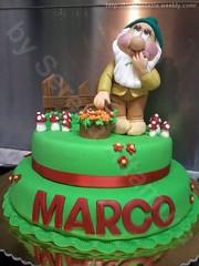 Nano_12-09-2013 (Torte della Zia) Tags: boss cake design italia buddy pasta di serena zia torte fata brindisi zucchero altamura delle valastro pastadizucchero tortedellaziaweeblycom